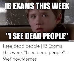 Image result for people taking IB exams